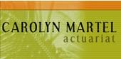 Carolyn Martel - Actuariat