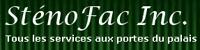 Sténo Fac Inc.